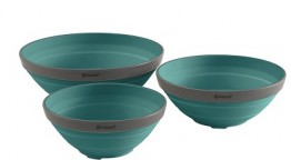 Outwell Collaps Bowl Set Deep Blue