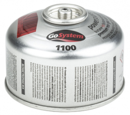 Go System 100g Gas Cartridge Box of 24