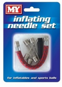 Inflatable Needle Set