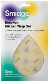 Beeswax Wrap Kitchen Set