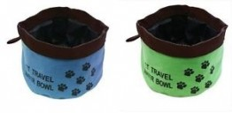Flexible /Collapsible Pet Bowl