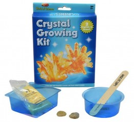 Crystal Growing Kit in Colour Box CDU of 12