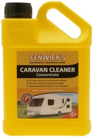 Fenwicks Caravan Clean