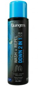 Wash & Repel Down 2 in 1