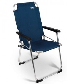 Folding Navy  Light Weight Chair