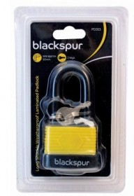 Long Shackle Padlock 50mm