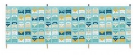VW 4 Pole windbreak