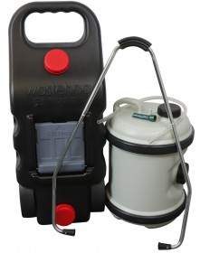 Water 40L & Waste 46L  Roller Combined
