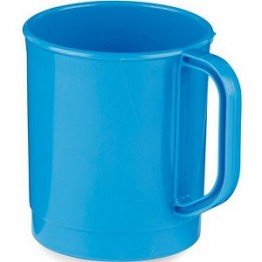 345ml Mug in Aqua ( Pack of 6) Back in stock