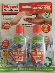 Hand Sanitiser Pack of 2   52ml