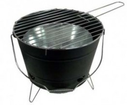 Deluxe Bucket BBQ with Inner Bucket & Handle back in stock