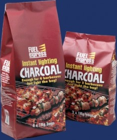 Instantlight Charcoal (2kg) - Outer of 6 Bags