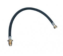 Butane Pigtail Connector with M20 Nut 750mm