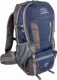 Highlander Hiker Backpack 40L - assorted colours