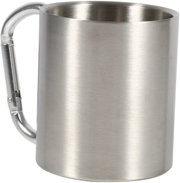 Stainless Steel Mug - 300ml