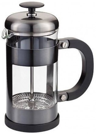 Cafetiere Glass 925ml 8 Cup